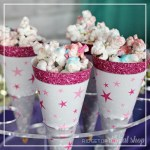 Cone Wrapper Free Printable – Pink