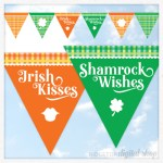 Snapshot: St. Patrick's Day Printable Banner