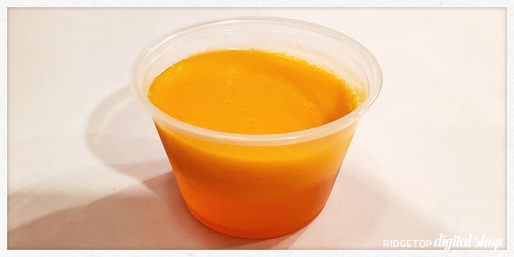 Orange Creamsicle RumChata Jello Shot Recipe  | Ridgetop Digital Shop