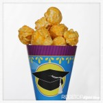 Nacho Average Grad Cone Wrapper Free Printable
