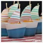 Nautical Jello Cup Recipe and Printable