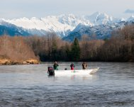 The Skagit River is like home