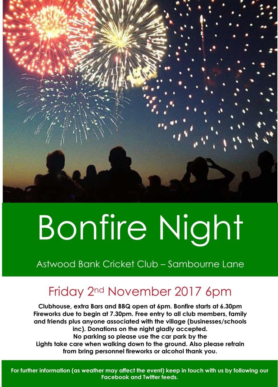 Bonfire Night 2018