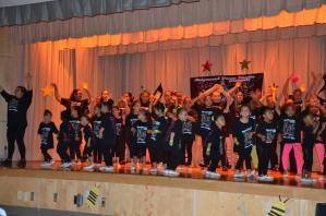 Ridgewood Dance Studio On stage