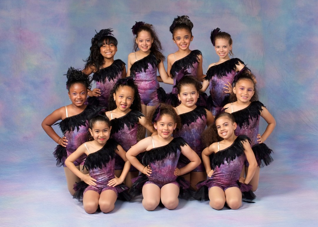 Combination Class, Ages 7 to 11 – Saturday 2:15pm