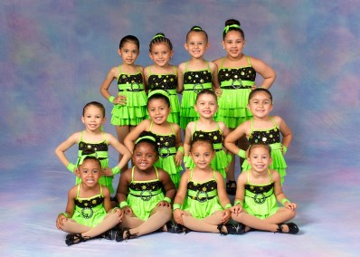 Ridgewood Dance Class Saturdays at 3 pm