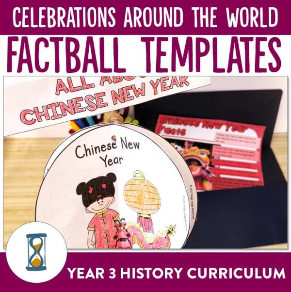 Celebrations around the world Factballs and Factsheets | Ridgy Didge Resources | Australia