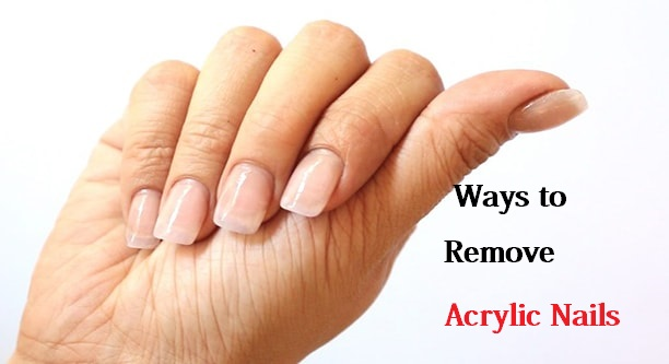 5 Ways To Remove Acrylic Nails At Home