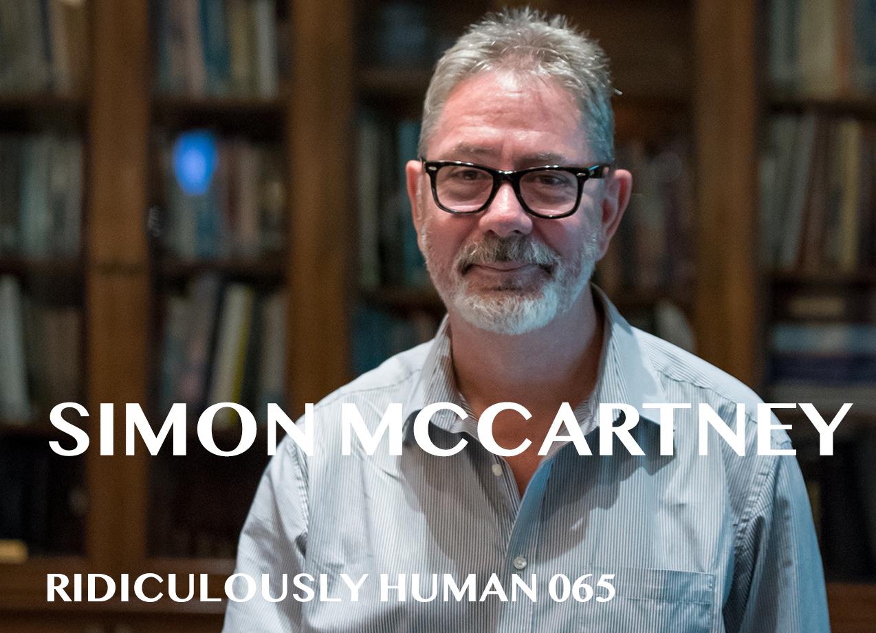 Simon McCartney - Mountaineer. Denali