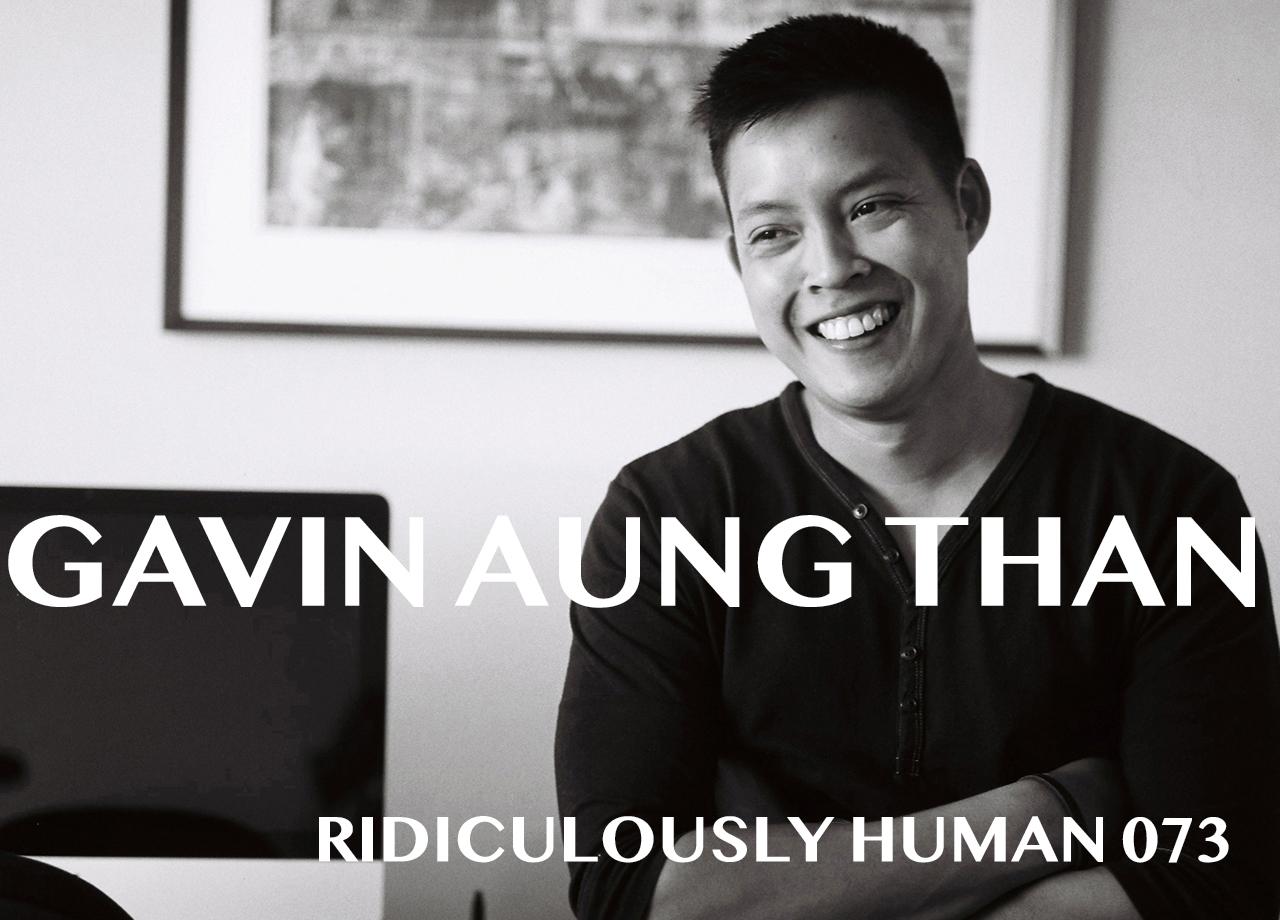 Gavin Aung Than - Zen Pencils Cartoonist