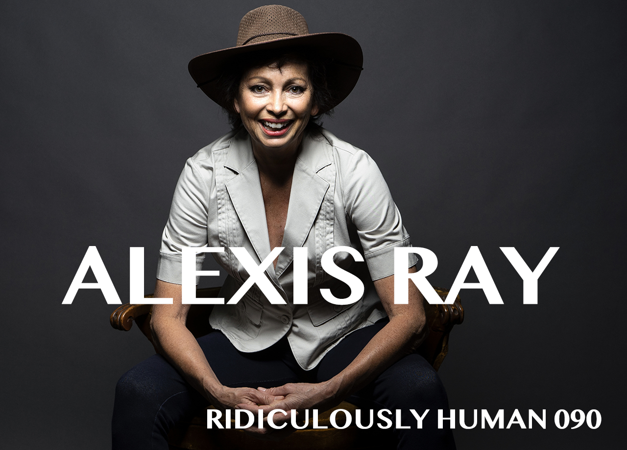 Alexis Ray - Author, Radio and Podcast Host, Storyteller, Creator of Promotional Angles