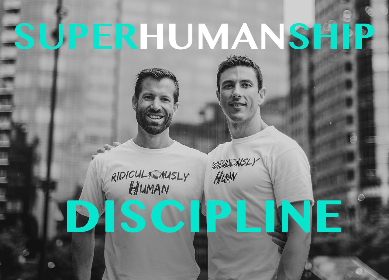 Superhumanship#8 - Discipline and Giving Back - For New Age Micro-Leaders and Micro-Influencers