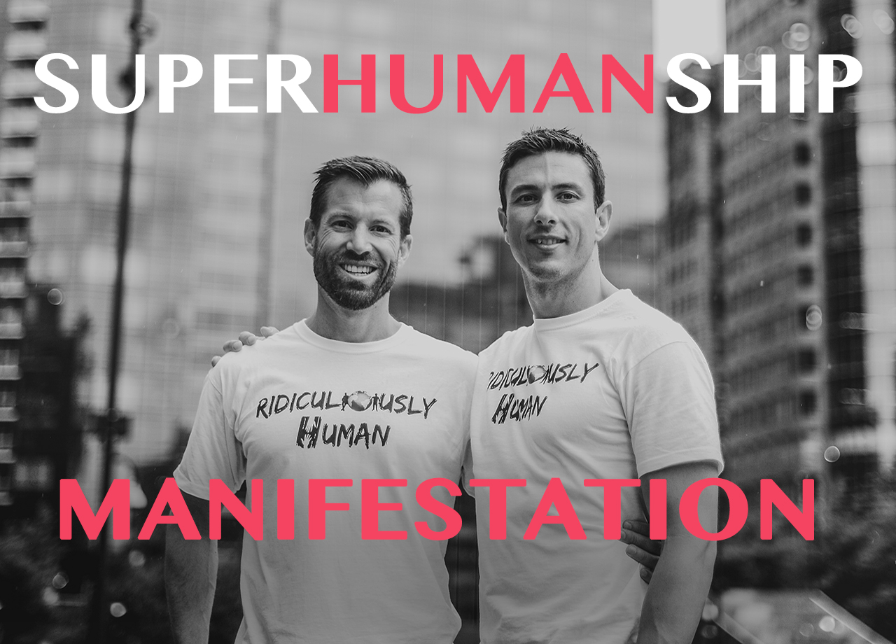 Superhumanship#11 - Manifestation and Bullying - For New Age Micro-Leaders and Micro-Influencers