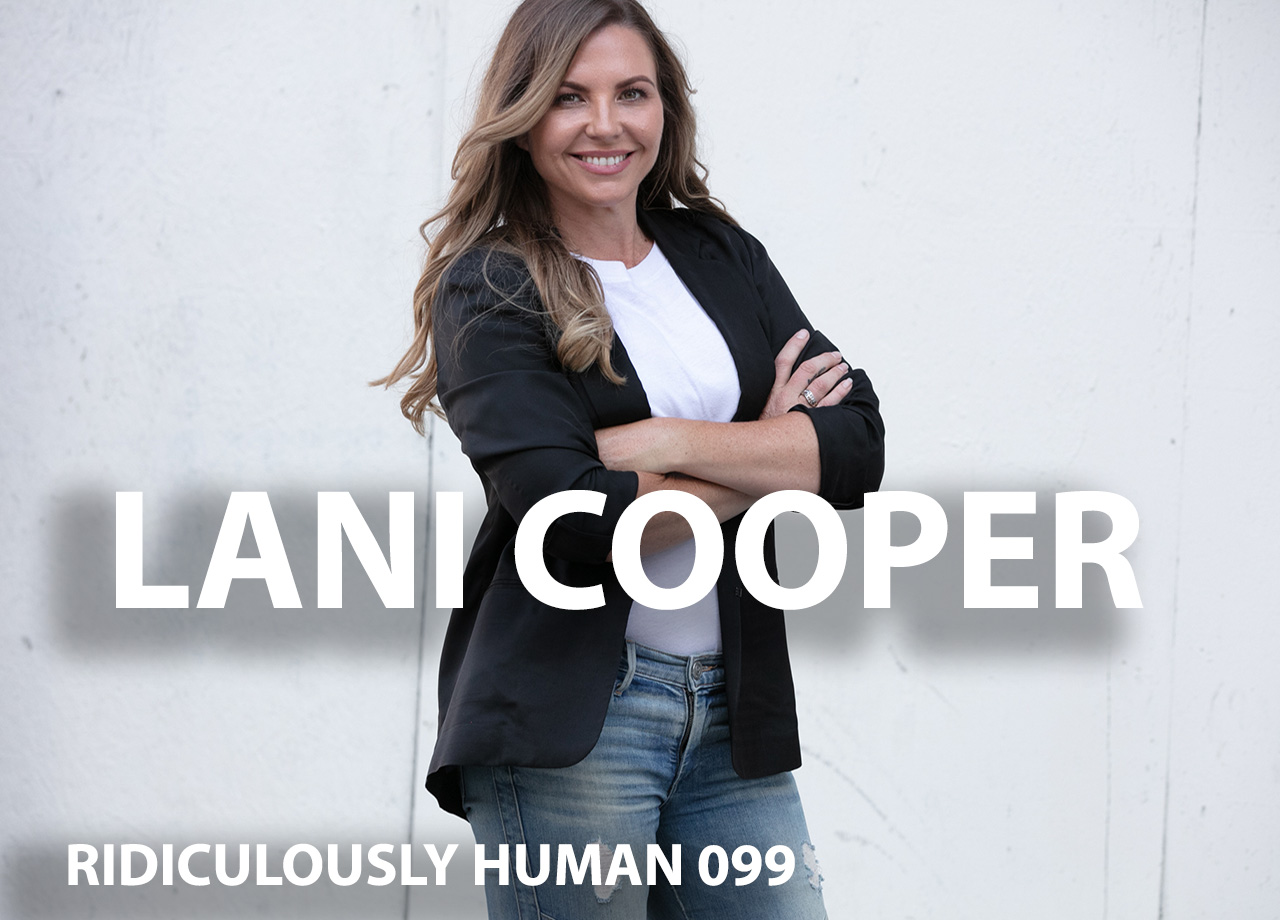Lani Cooper - Australian Businesswoman, Stand-up Comedian,  Adorkable SmartAss EcoWarrior, Founder and CEO of MOBOT