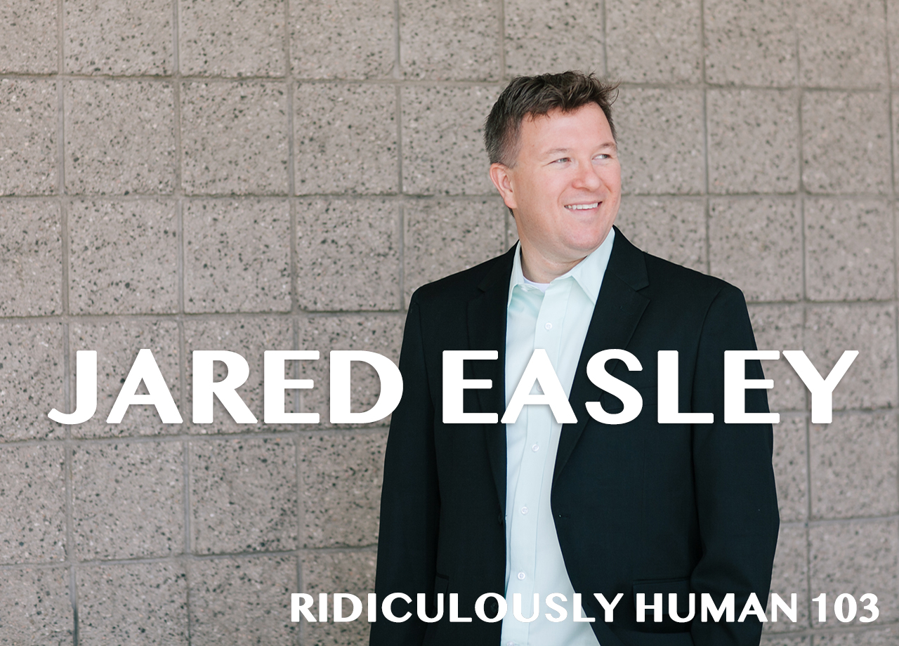 Jared Easley, Author, Entrepreneur, Community Builder, Podcast Host, and Co-Founder of Podcast Movement