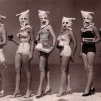 Bizarre beauty contests