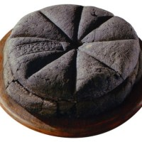 Preserved loaf of bread discovered at Pompeii