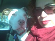 Ruby and me commute2