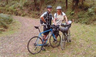 Fellow Bikepacker