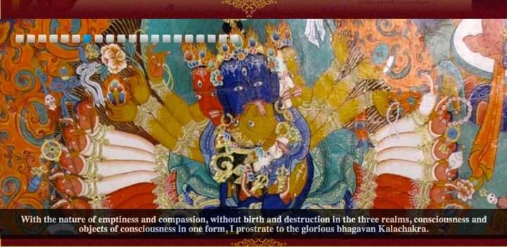 Mandala-Kalachakra