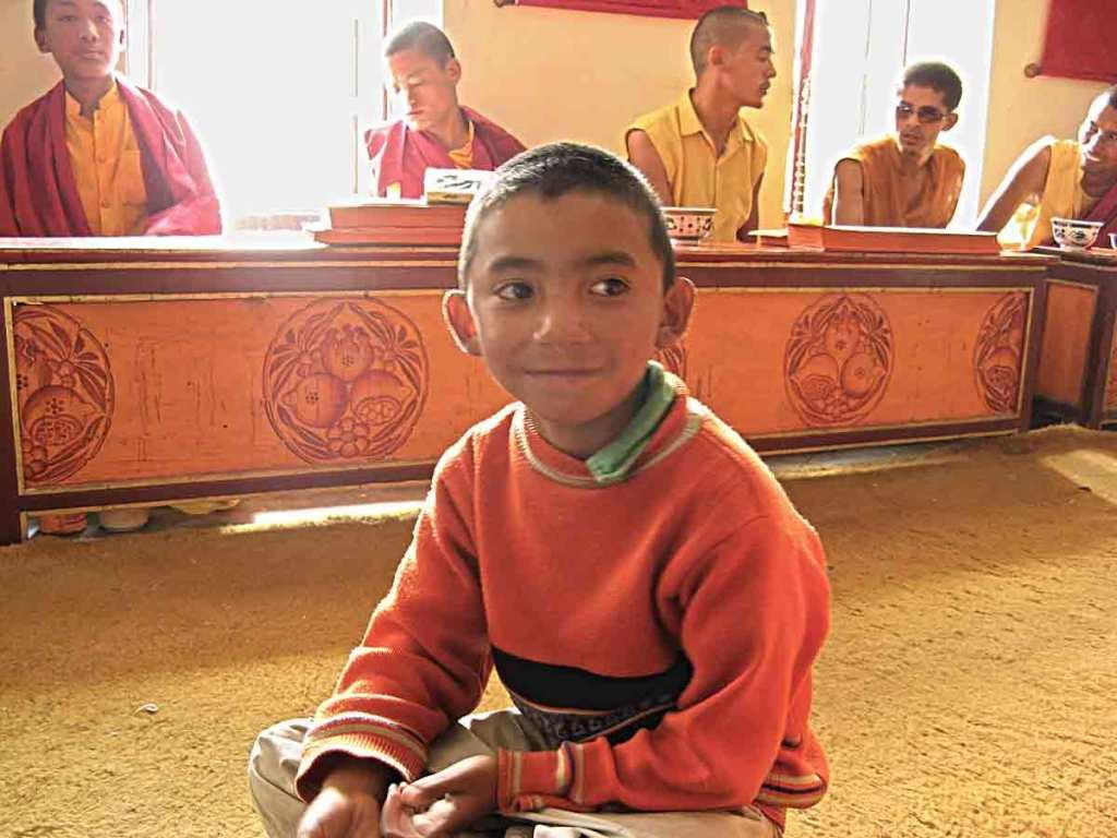 Tarpa-monks