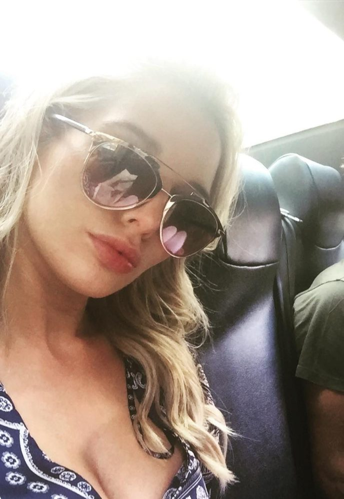 Helen Flanagan on Ridin'Girls Blog