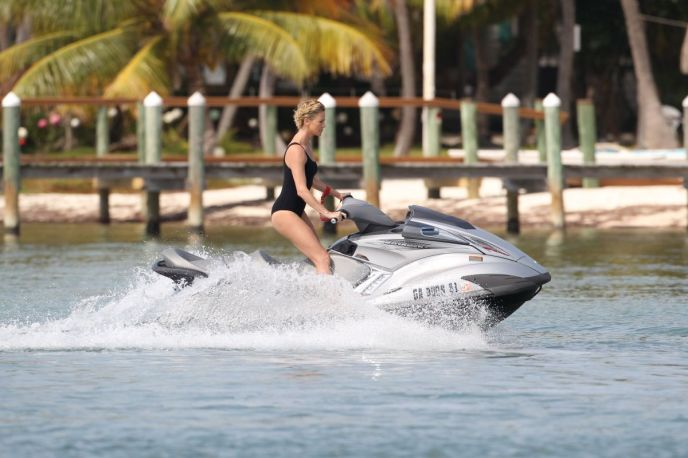 Charlize Theron on Ridin