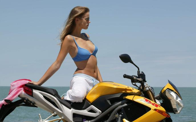 Benelli Tornado on Ridin'Girls Blog