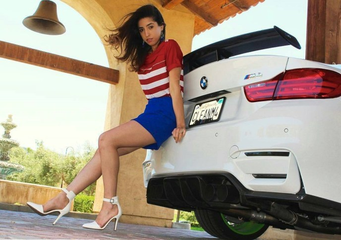 BMW M4 on Ridin'Girls Blog