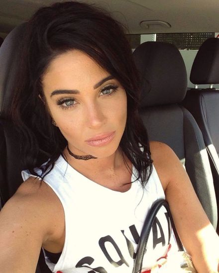 Tulisa Contostavlos on Ridin'Girls Blog