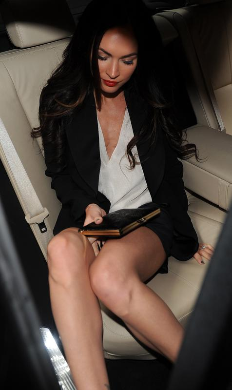 Megan Fox on Ridin