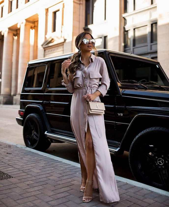 Marcedes-Benz G wagon on RidinGirlsBlog