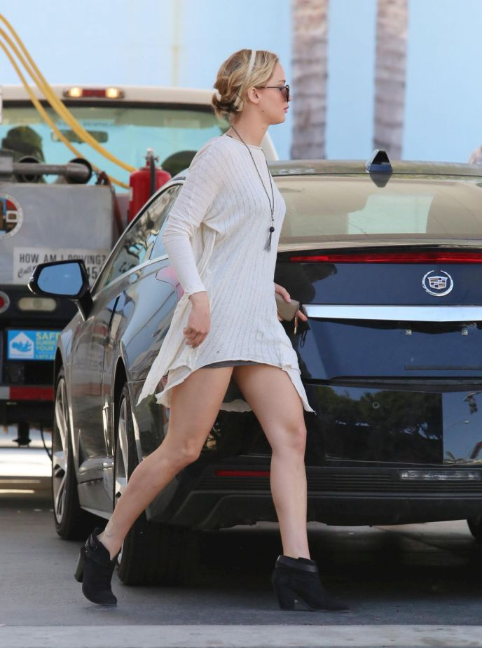 Jennifer Lawrence on Ridin