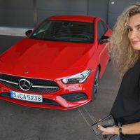 Girl of the Week: August 5th-12th 2019 - Nina Weizenecker & Mercedes-Benz CLA