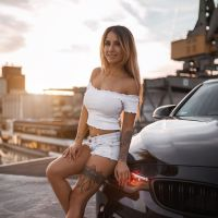 Girl of the Week: October 21st-27th 2019 - Lisa Yasmin & BMW M4