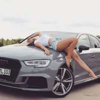 Girl of the Week: October 14th-20th 2019 - Denise & Audi RS3