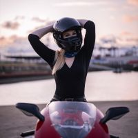 Photoshoot of the Week: January 27th-February 2nd 2020 - Ducati 848 & Jana