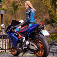 Photoshoot of the Week: May 11th-17th 2020 - Finja & Honda CBR600RR