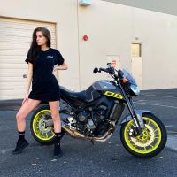 Photoshoot of the Week: July 6th-12th 2020 - Slick & Yamaha MT-09