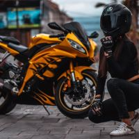 Photoshoot of the Week: September 21st-27th 2020 - Yamaha YZF-R6 & Shey