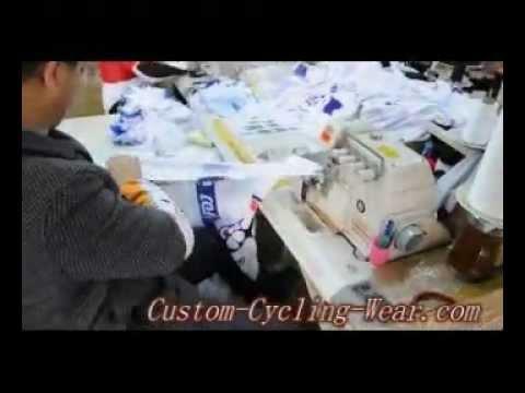 Custom Cycling Jerseys and Clothing
