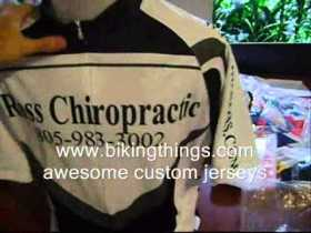 dr ross chiro bike jersey, semicustom bike jerseys, cycling jersey