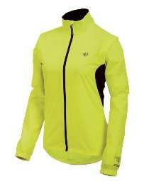 Pearl Izumi Women's Select Barrier Convertible Jacket, Screaming Yellow, X-Large