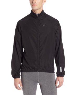 Primal Wear Men's Windshell Jacket, Black, X-Large