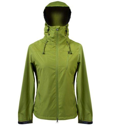 Women's Commuter Jacket EcoRepel All Weather Windbreaker Raincoat (Medium)