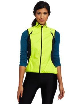 Sugoi Women's Shift Vest, Super Nova Yellow, X-Small