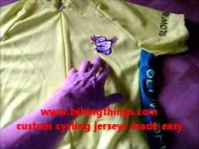 custom slow spokes cycling club from NJ, bike jerseys custom made bikejerseys cyclingthings.wmv