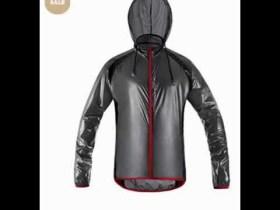Riposte Unisex Spring/Summer Hooded Rain Proof Cycling Jerseys Le Tour De France Team3M Supplier
