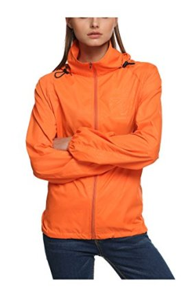 Men Women Waterproof Active Climbing Running Outdoor Hoodie Coat Sport Cycling Jacket