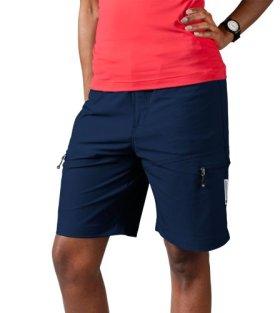 Women's Multi-Sport Shorts, color Navy, size Large